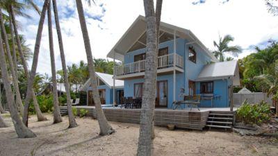 Frangipani Beach House 001