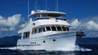 Luxury 70ft Motor Yacht 001